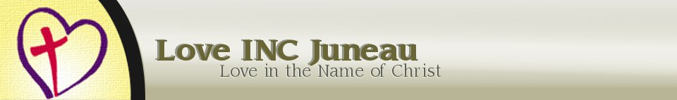 Love INC Juneau, Alaska