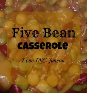 five bean casserole